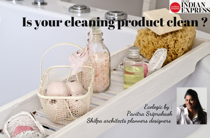ECOLOGIC : Is your cleaning product clean?
