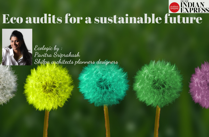ECOLOGIC : ECO AUDITS FOR A SUSTAINABLE FUTURE