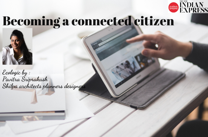 ECOLOGIC : BECOMING A CONNECTED CITIZEN