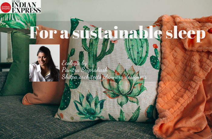 Ecologic : For a sustainable sleep