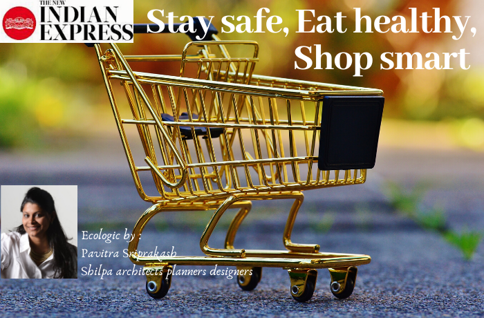 Ecologic : Stay safe, eat healthy, shop smart
