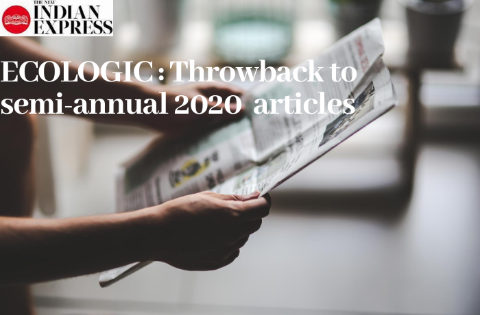 ECOLOGIC – THROWBACK TO SEMI-ANNUAL 2020 ARTICLES